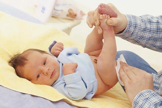 Гигиена малыша Ежедневный уход за малышом