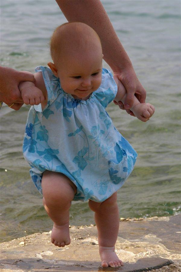 Малыш и море Инструкция поведения для взрослых