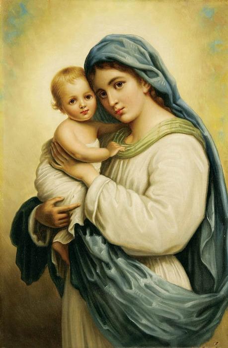 Храни, Господь, моих детей! Молитва матери