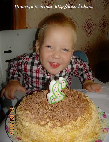 Сладкий стол на день рождения ребенка