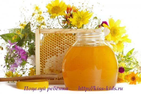 Рецепты лечения медом
