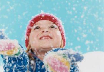 Прогулки в холодную погоду и здоровье ребенка
