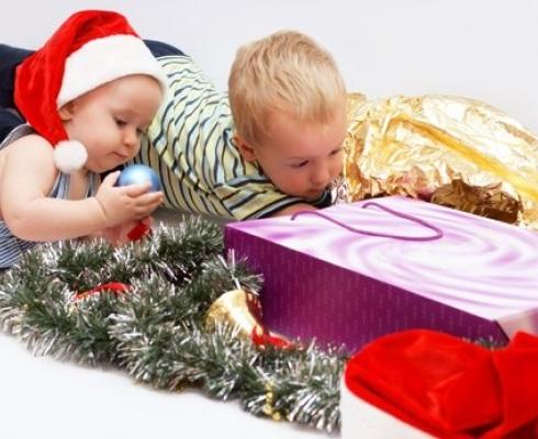 Что подарить ребенку на Новый год ?