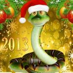 Красивый календарь на 2013 год