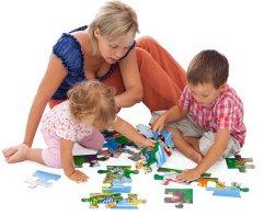Способности к обучению детей 3 - 4 лет