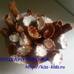 Сладкие вафельные трубочки » Вкусняшки «