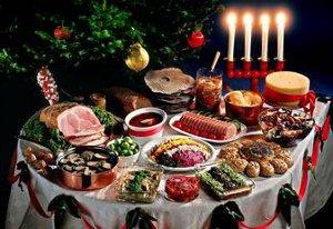 Традиционные рождественские блюда