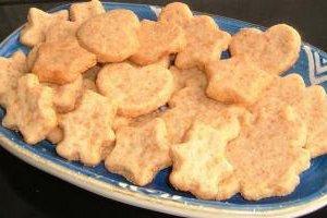 Печенье Традиционные рождественские блюда